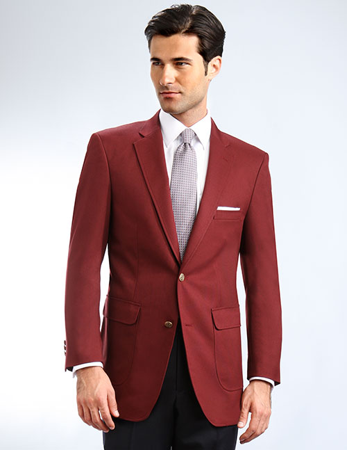 Burgundy Mens Blazer (maroon), uniform blazers