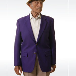 Purple Maxwell Park Men's Blazer