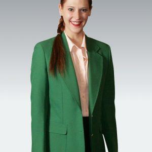 Augusta Green Womens Blazer