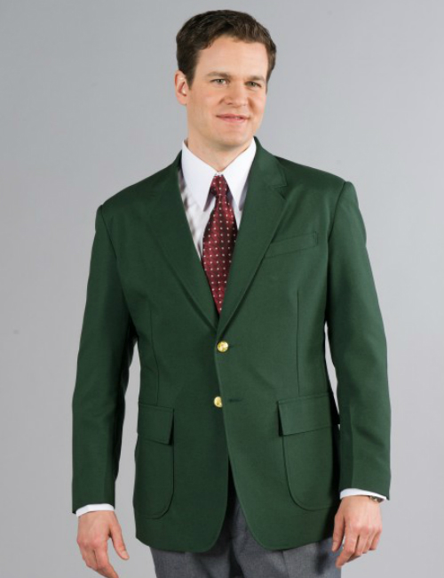 Dark Green Mens Blazer - Maxwell Park - starting at $79