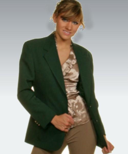 Hunter Green Womens Blazer - starting at $79