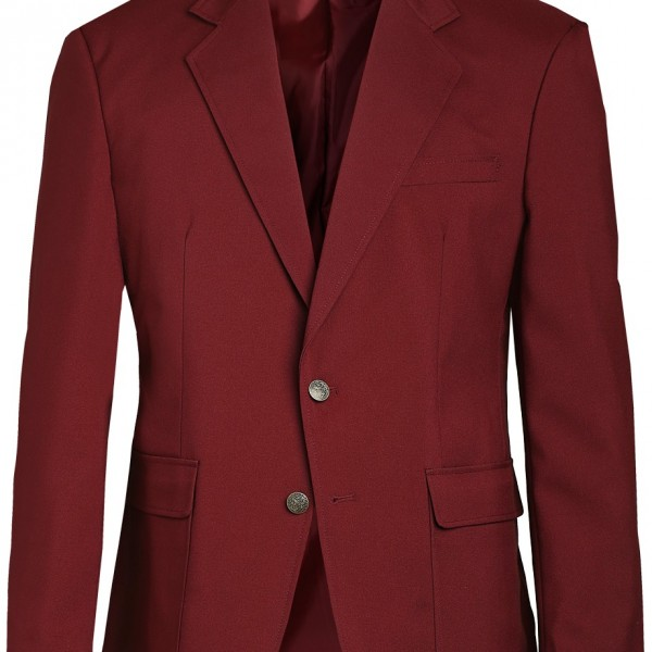 Edwards Mens Uniform Blazer Burgundy, From $69