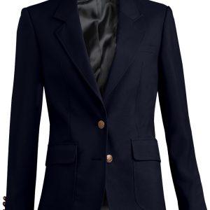 Edwards Womens Uniform Blazer Dark Navy