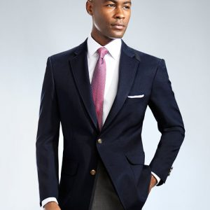 Navy Mens Uniform Blazer