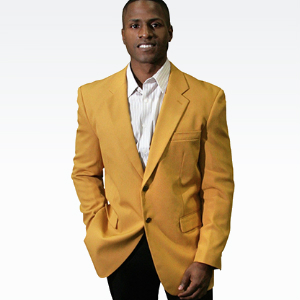 Gold Mens Uniform Blazer