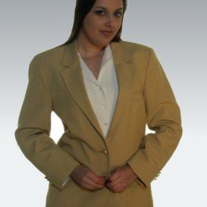 Century 21 Gold Womens Blazer (camel)