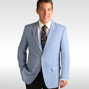 Carolina Blue Mens Blazer