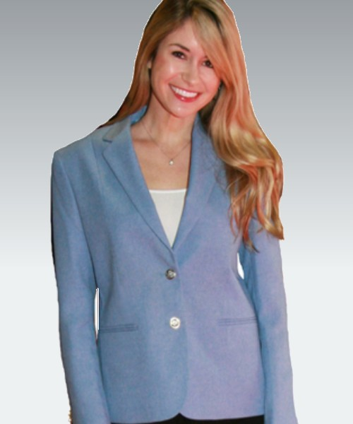 Carolina Blue Women's Blazer