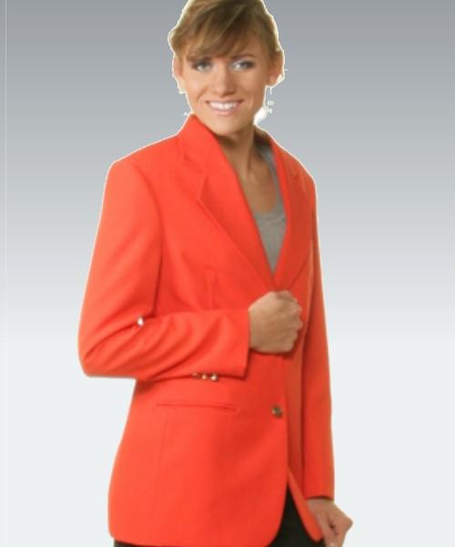 Maxwell Park Orange Women's Blazer