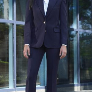 Navy Womens Uniform Blazer
