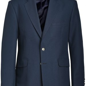 Edwards Mens Uniform Blazer Medium Navy