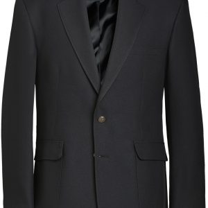 Edwards Mens Uniform Blazer Black