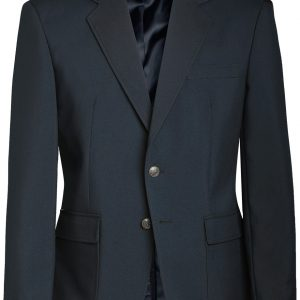 Edwards Mens Uniform Blazer Dark Navy