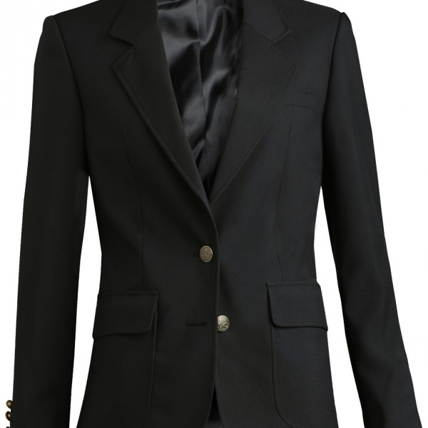 Edwards Womens Uniform Blazer Black, From $69