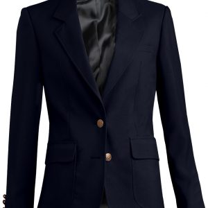 Edwards Womens Uniform Blazer Dark Navy